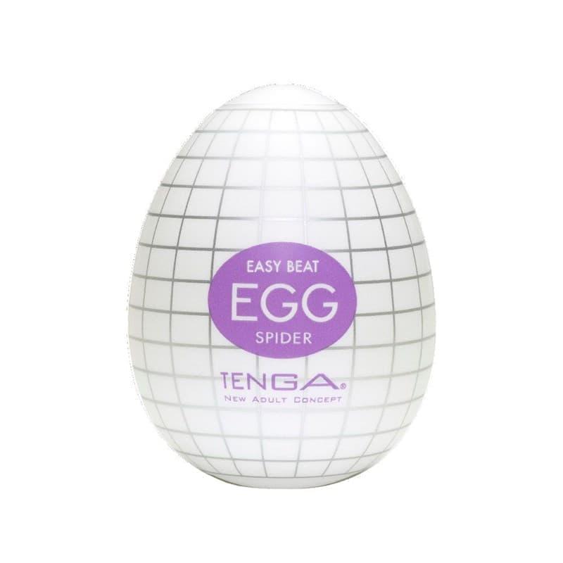 Tenga-Egg Spider Мастурбатор-яйцо