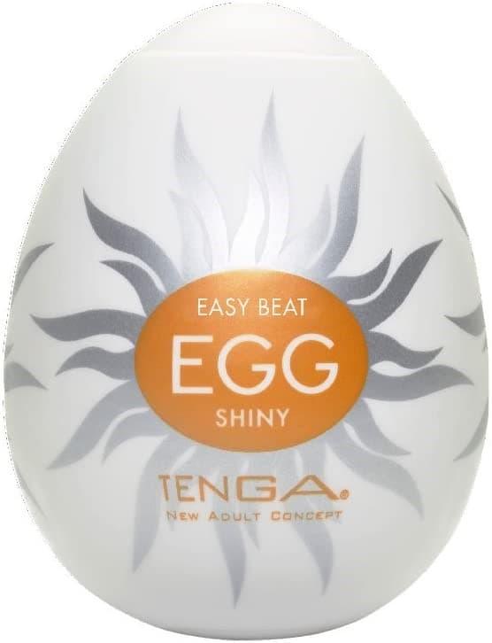 Tenga Egg-Shiny, Мастурбатор-яйцо