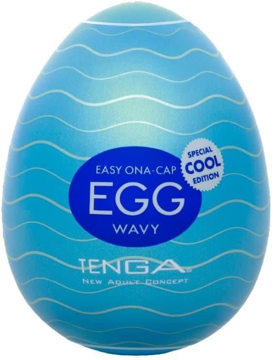 Tenga-Egg Cool, Мастурбатор-яйцо