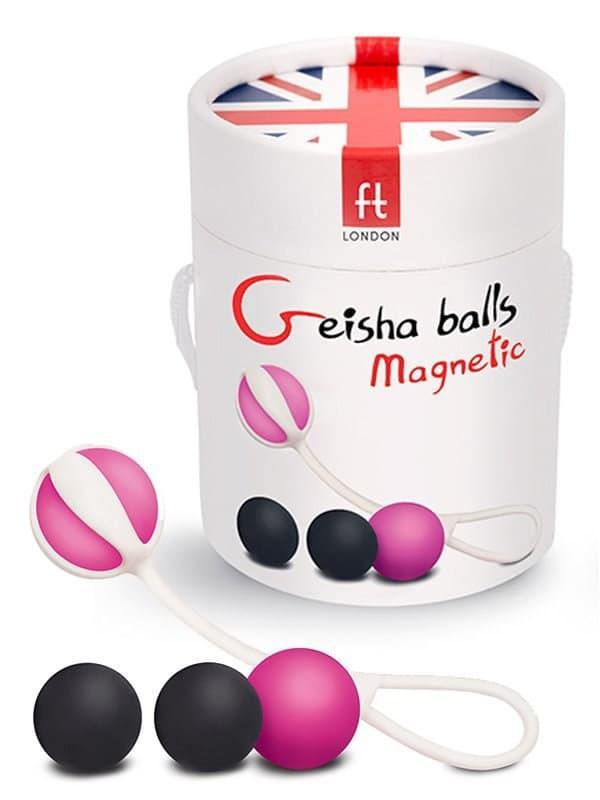 Gvibe Geisha Balls Magnetiс, Вагинальные Шарики