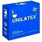 Презервативы Unilatex Natural Plain