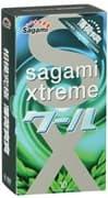Презервативы Sagami Xtreme Mint
