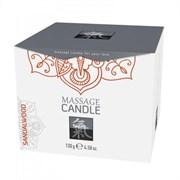 Shiatsu, Массажная свеча с ароматом сандала