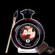 Shunga, Крем-краска Для Тела с Ароматом Шоколада