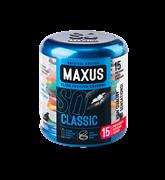 MAXUS Classic, Презервативы