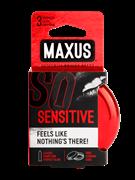 MAXUS Sensitive, Презервативы
