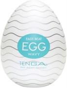 Tenga Egg Wavy, Мастурбатор-яйцо