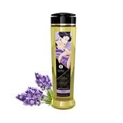 Shunga Erotic Massage Oil, Массажное Масло С Ароматом Лаванды Sensation Lavender