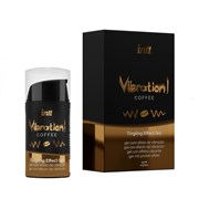 Intt Vibration! Coffee, Стимулирующий Гель