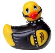 Вибратор-уточка I Rub My Duckie Bondage Travel Size