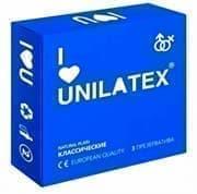 Презервативы Unilatex Natural Plain - фото 11086