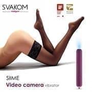 Вибратор с камерой Gaga - фото 13011