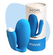 Minna Life kGoal, Тренажёр Для Интимных Мышц - фото 17306