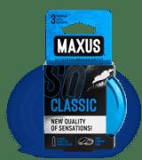 MAXUS Classic, Презервативы - фото 17898