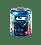 MAXUS Classic, Презервативы - фото 17899