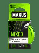 MAXUS Mixed, Презервативы - фото 17918
