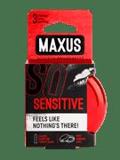 MAXUS Sensitive, Презервативы - фото 17920
