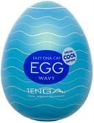 Tenga-Egg Cool, Мастурбатор-яйцо - фото 18605